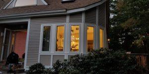 New Harvey Windows in House