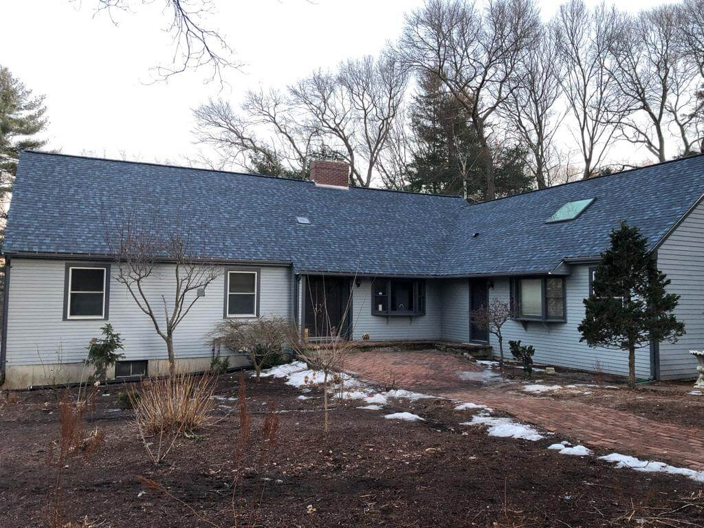 Detailed Roofing Siding Window Jobs In Ma Marios Roofing