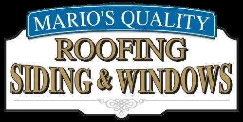 Mario's Roofing Logo